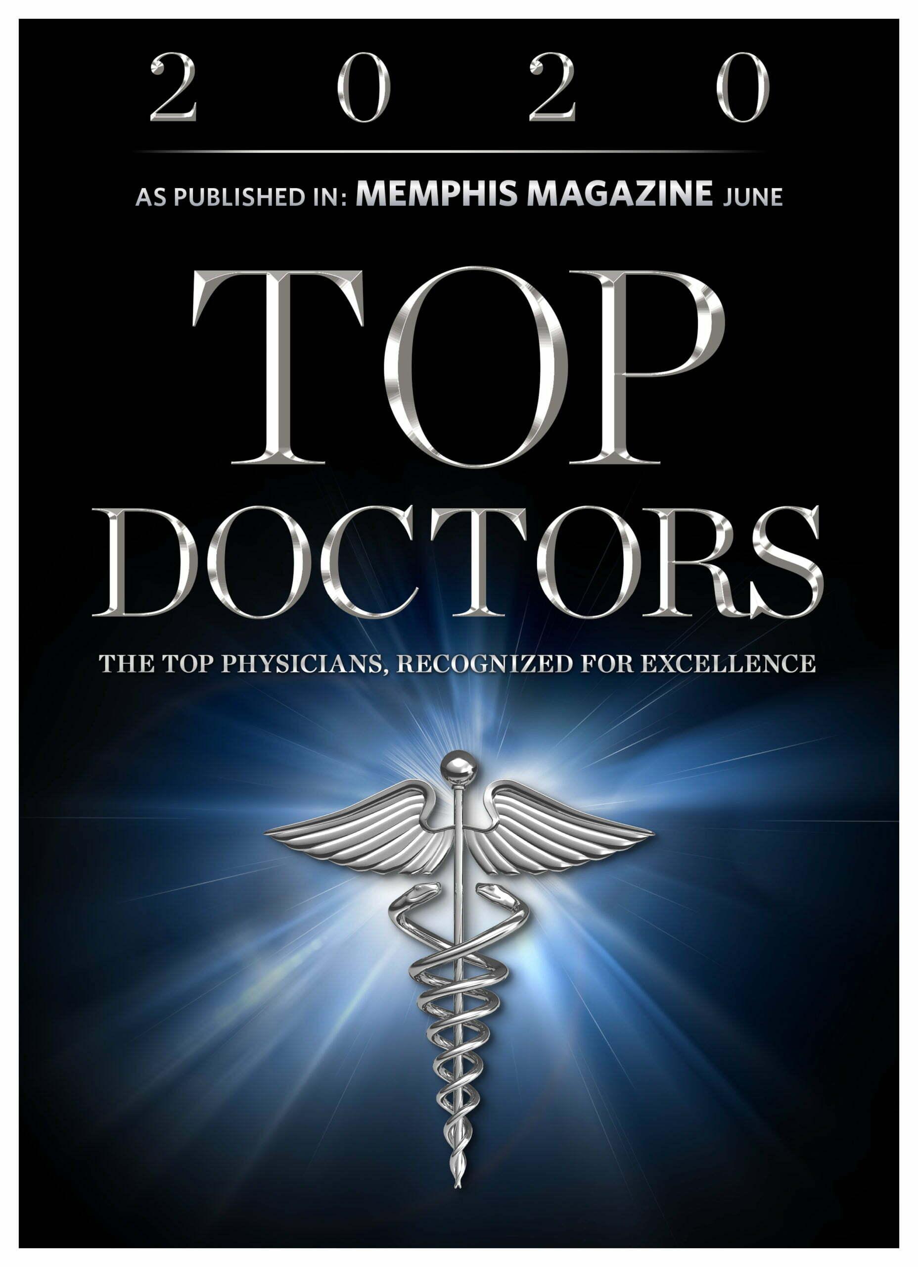 , Top Doctors Award 2020